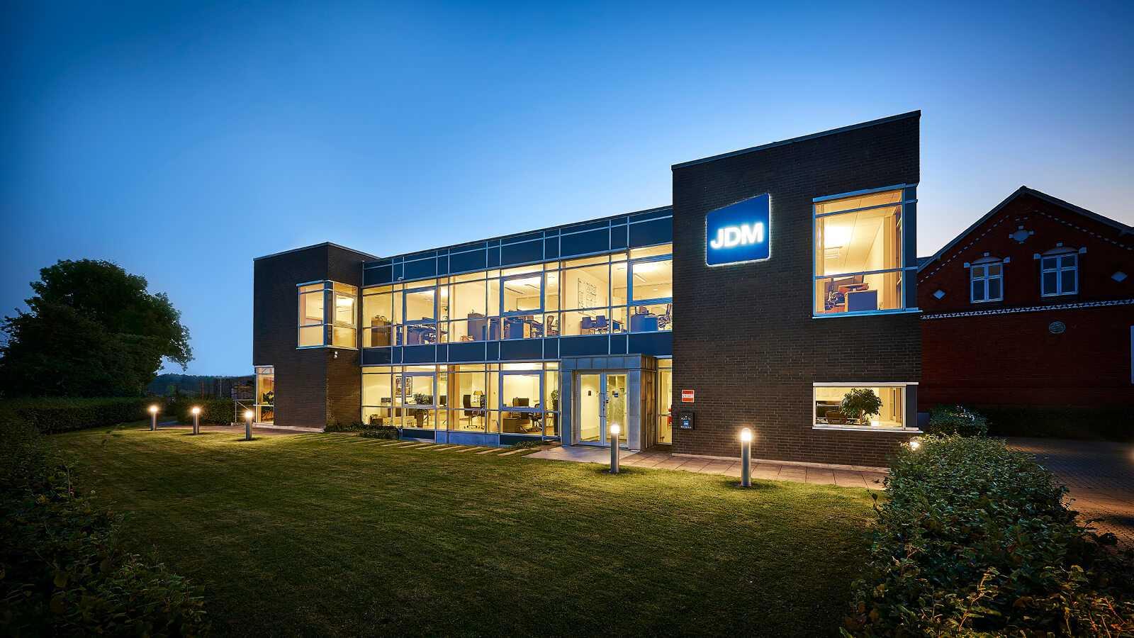 JDM A/S kontor i Odense