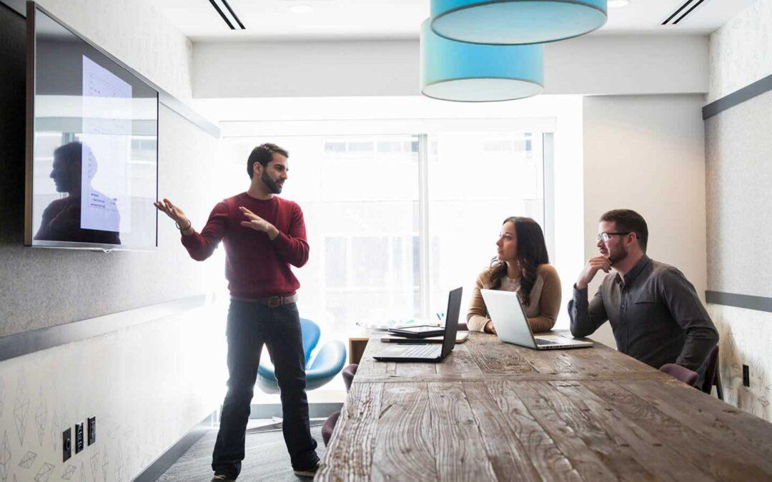 7 ting du bør vide om den Moderne Arbejdsplads