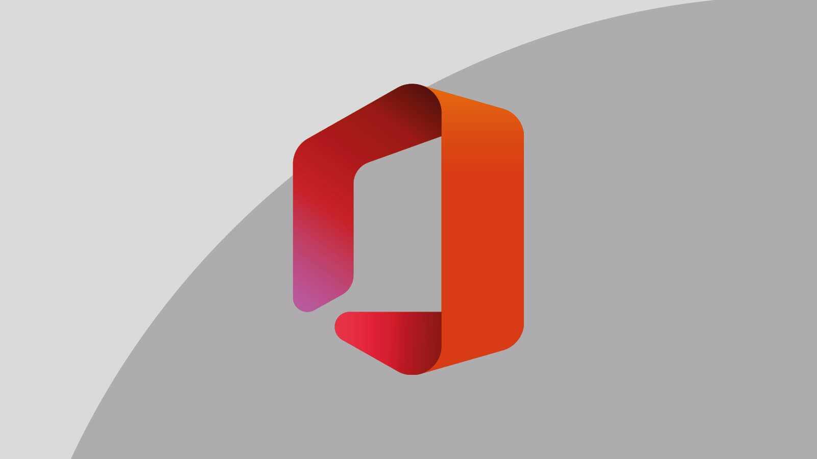 Det nye Office 365 Ikon