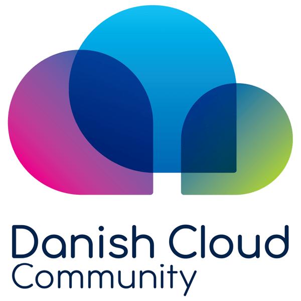 Logoet til Danish Cloud Community
