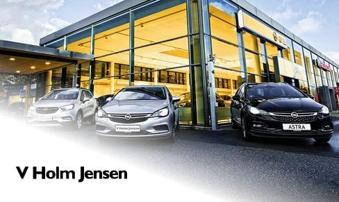 V Holm Jensen