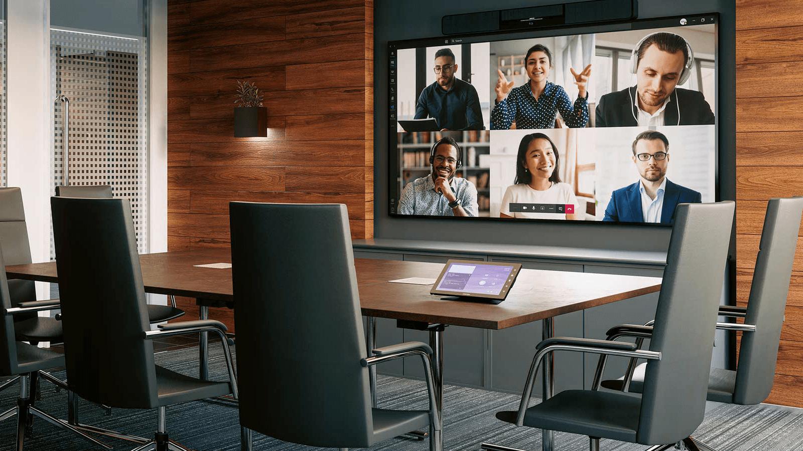 Lokale til videokonferencer